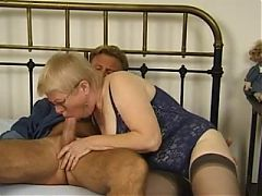 Granny Is A Nasty Old Whore