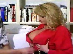 French Busty Milf 90s
