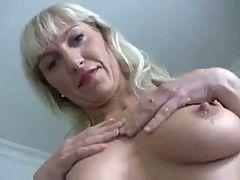 Mature blonde fuck