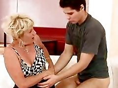 Granny Needs Young Cock