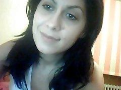 Romanian cam whore part time teacher
