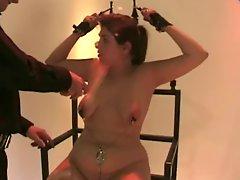Chubby Milf Kathy Titty Torture