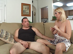 Stepmom & Stepson Affair 48 Mom's Crunk & Horny