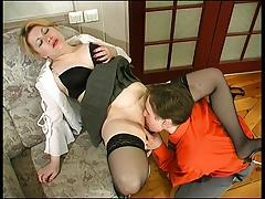 Russian mature M S C #014 Felicia
