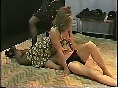 Lesbians facesitting vestido