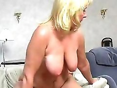 How Have To Watch Tv With Your Aunt russian cumshots swallow