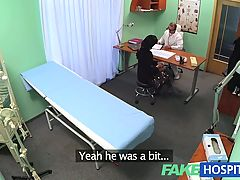 Fakehospital Doctor Makes Sure Patient Is Well Checked Over