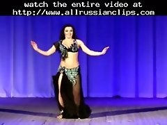 Alla Kushnir Sexy Belly Dance Part 15 Russian Cumshots