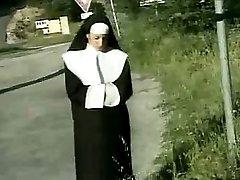 Nun's Ass Licking