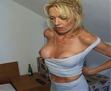 Who is she big boobs bush mature