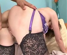 Mature handjob 2 father s wife