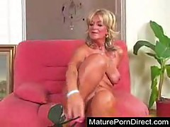 Crazy mature tube