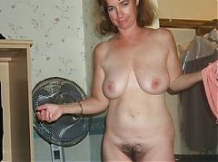 Cheating mature wife coworker came over to suck cock and cum