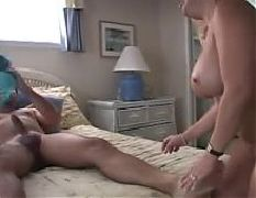 Slutty stepmoms first anal